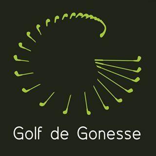 Logo of golf course named Golf de Gonesse