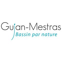 Logo of golf course named Golf de Gujan-Mestras