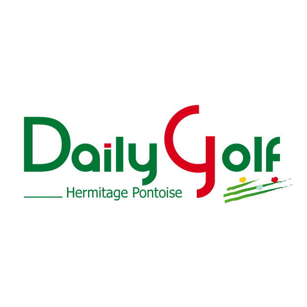 Logo of golf course named Golf de L'Hermitage