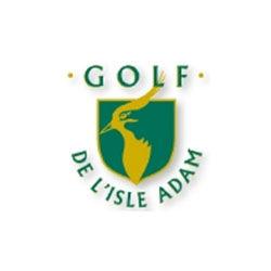 Logo of golf course named Golf de L'Isle Adam