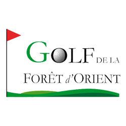 Logo of golf course named Golf de La Foret d'Orient