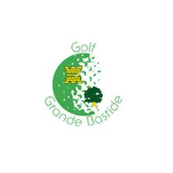 Logo of golf course named Golf de La Grande Bastide