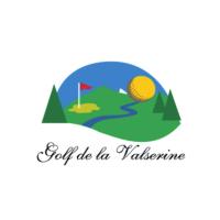 Logo of golf course named Golf de La Valserine