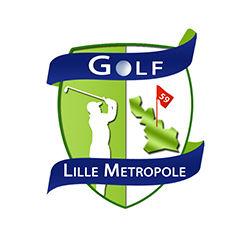 Logo of golf course named Golf de Lille Metropole