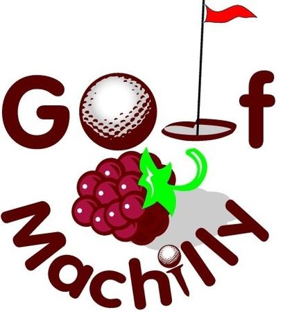 Logo of golf course named Golf de Machilly Compact