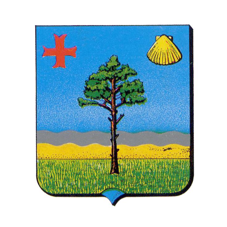 Logo of golf course named Golf de Moliets