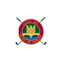 Logo of golf course named Golf de Mont de Marsan