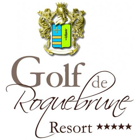 Logo of golf course named Golf de Roquebrune Resort