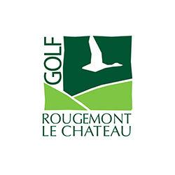 Logo of golf course named Golf de Rougemont Le Chateau