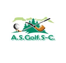 Logo of golf course named Golf de Saint Claude