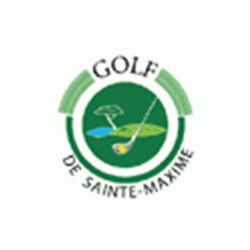 Logo of golf course named Golf de Sainte Maxime