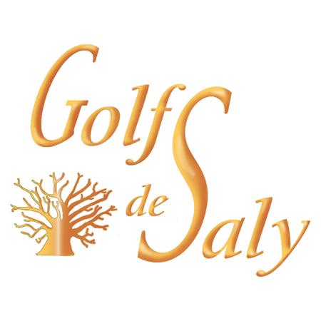 Logo of golf course named Golf de Saly