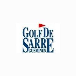 Logo of golf course named Golf de Sarreguemines