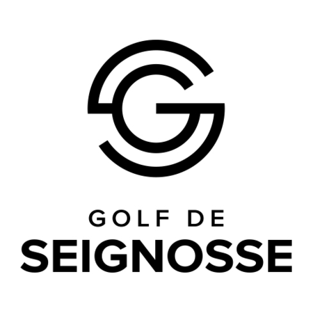Logo of golf course named Golf de Seignosse