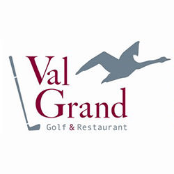 Logo of golf course named Golf de Val-Grand
