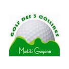 Logo of golf course named Golf Des 3 Collines