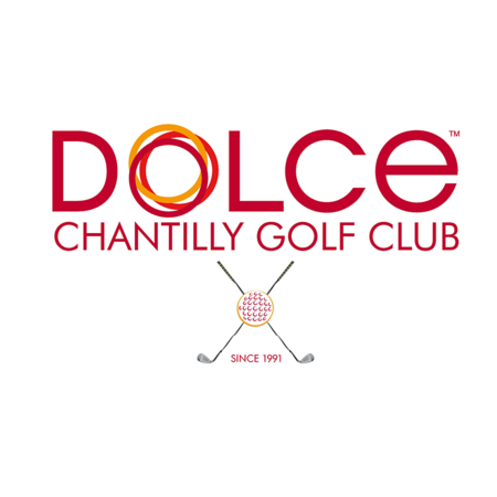 Logo of golf course named Golf Dolce Chantilly