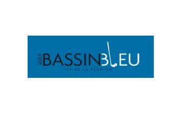 Logo of golf course named Golf Du Bassin Bleu