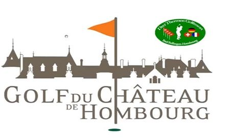 Logo of golf course named Golf Du Chateau de Hombourg