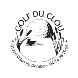 Logo of golf course named Golf Du Clou
