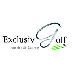 Logo of golf course named Golf Du Coudray