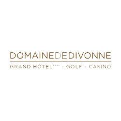 Logo of golf course named Golf Du Domaine de Divonne