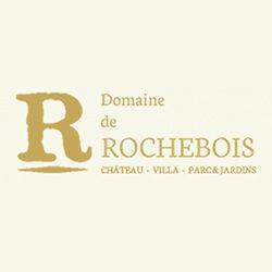 Logo of golf course named Golf Du Domaine de Rochebois