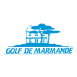 Logo of golf course named Golf Du Marmande
