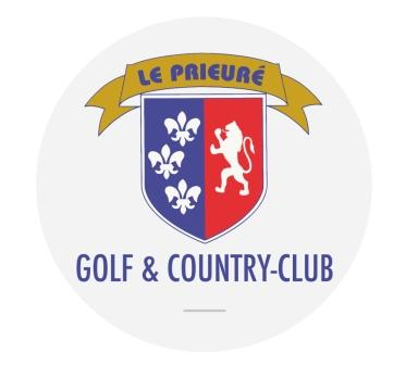 Logo of golf course named Golf Du Prieure