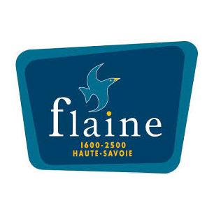 Logo of golf course named Golf Flaine Les Carroz