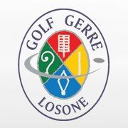 Logo of golf course named Golf Gerre Losone