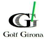 Logo of golf course named Golf Girona