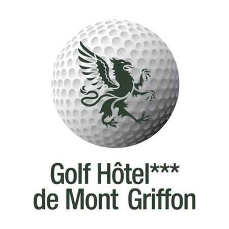 Logo of golf course named Golf Hotel Mont Griffon