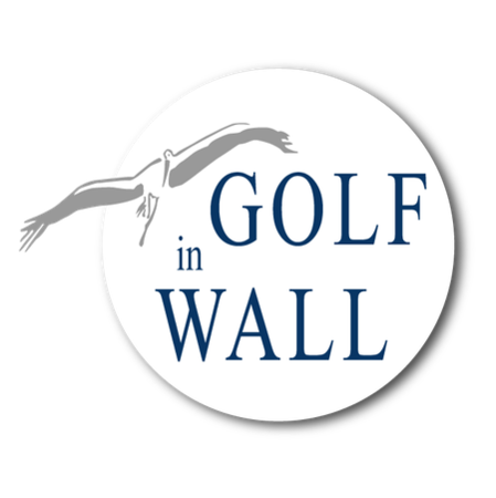 Logo of golf course named Golf In Wall