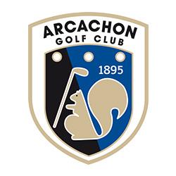 Logo of golf course named Golf International d'Arcachon