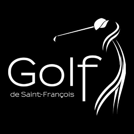 Logo of golf course named Golf International of Saint-Francois