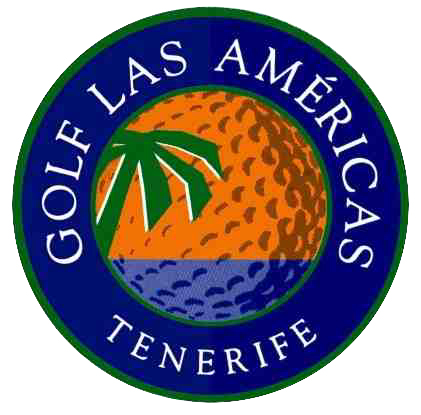 Logo of golf course named Golf Las Americas
