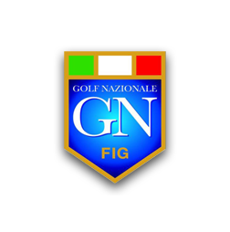 Logo of golf course named Golf Nazionale