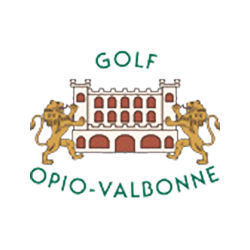 Logo of golf course named Golf Opio Valbonne