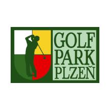 Logo of golf course named Golf Park Plzen