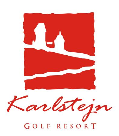 Logo of golf course named Golf Resort Karlstejn