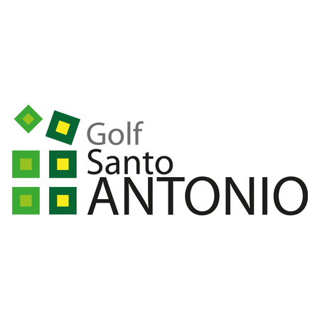 Logo of golf course named Golf Santo Antonio