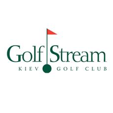 Logo of golf course named Golf Stream - Kiev Golf Club