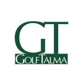 Logo of golf course named Golf Talma