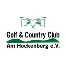Logo of golf course named Golf- and Country Club Am Hockenberg e.V.