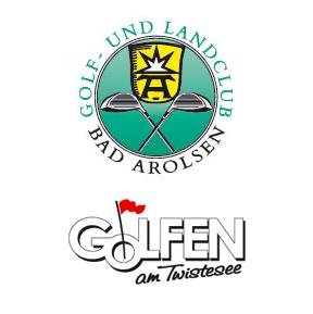Logo of golf course named Golf- Und Landclub Bad Arolsen e.V.