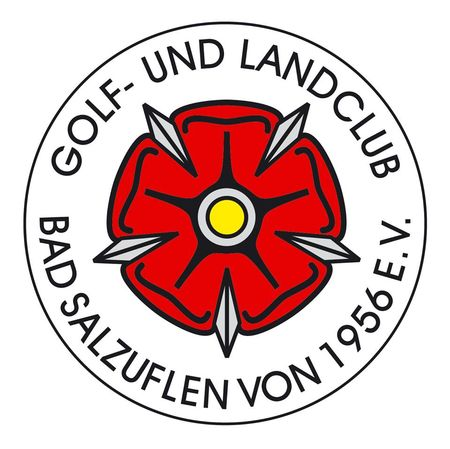 Logo of golf course named Golf- Und Landclub Bad Salzuflen