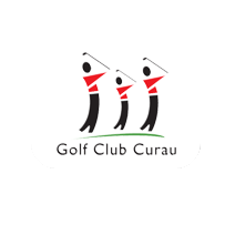 Logo of golf course named Golf-Club Curau e.V.