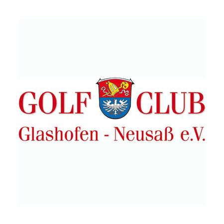 Logo of golf course named Golf-Club Glashofen-Neusass e.V.