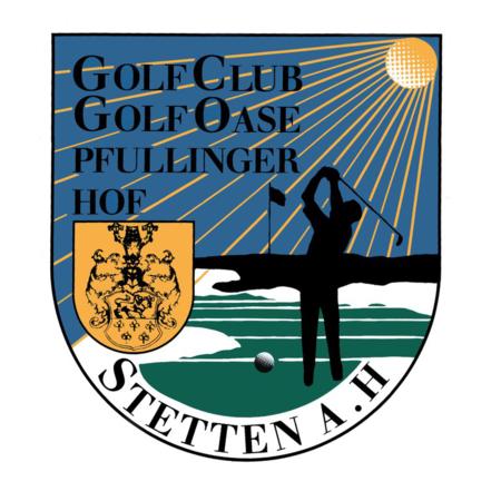 Logo of golf course named Golfanlage Golfoase Pfullinger Hof